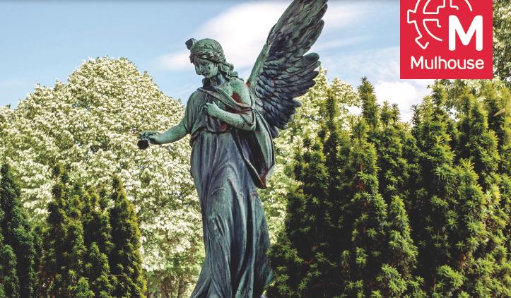 Les cimetières de Mulhouse: histoire d'un patrimoine vivant