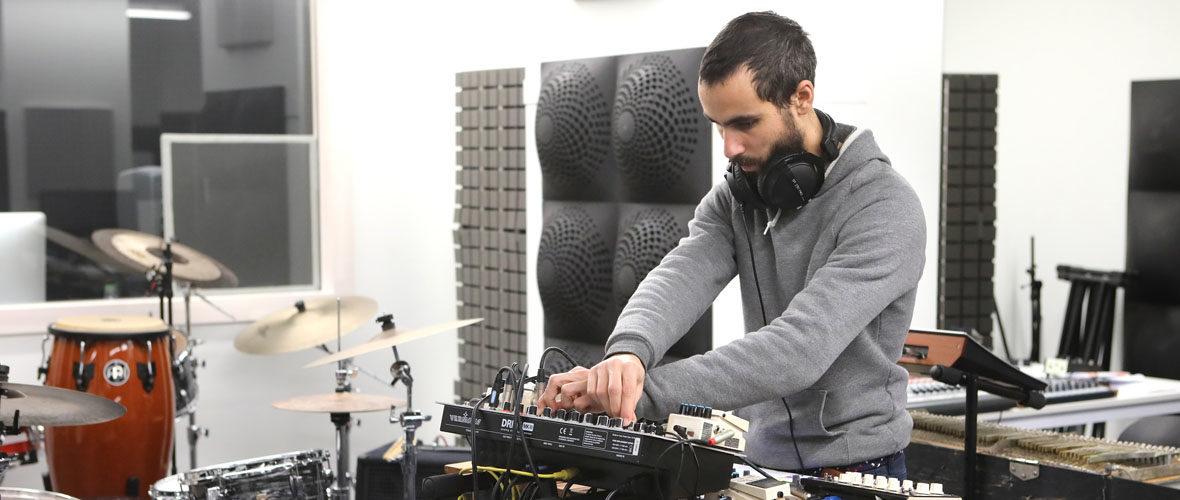 Conservatoire de Mulhouse : toute la gamme des musiques actuelles   M+ Mulhouse