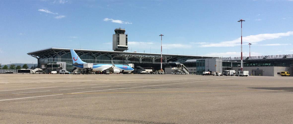 Avec 8,6 millions de passagers, l'EuroAirport vole de record en record | M+ Mulhouse