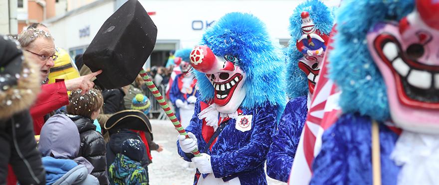Carnaval de Mulhouse : la cavalcade de ce dimanche après-midi annulée   M+ Mulhouse