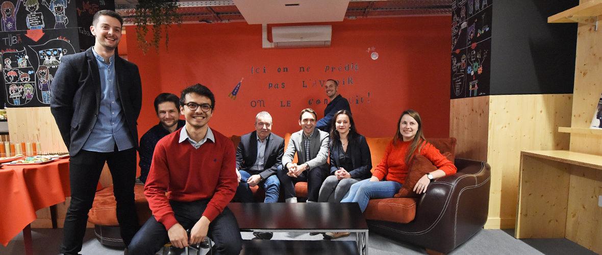 Le Tuba, nouveau laboratoire d'expérimentations pour les services de demain | M+ Mulhouse