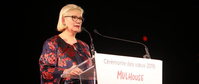 Vœux du maire: «Produire une ville durable, globale et désirée»