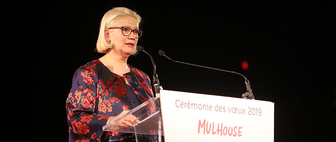 Vœux du maire: «Produire une ville durable, globale et désirée» | M+ Mulhouse