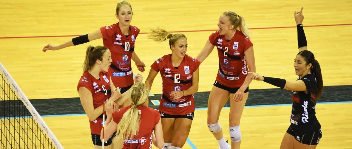 Coupe de France: Final Four de volley féminin