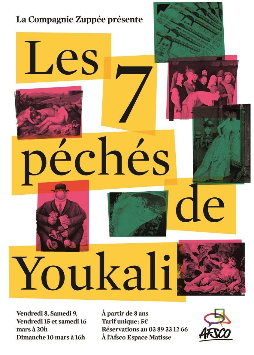 Les 7 Péchés de Youkali