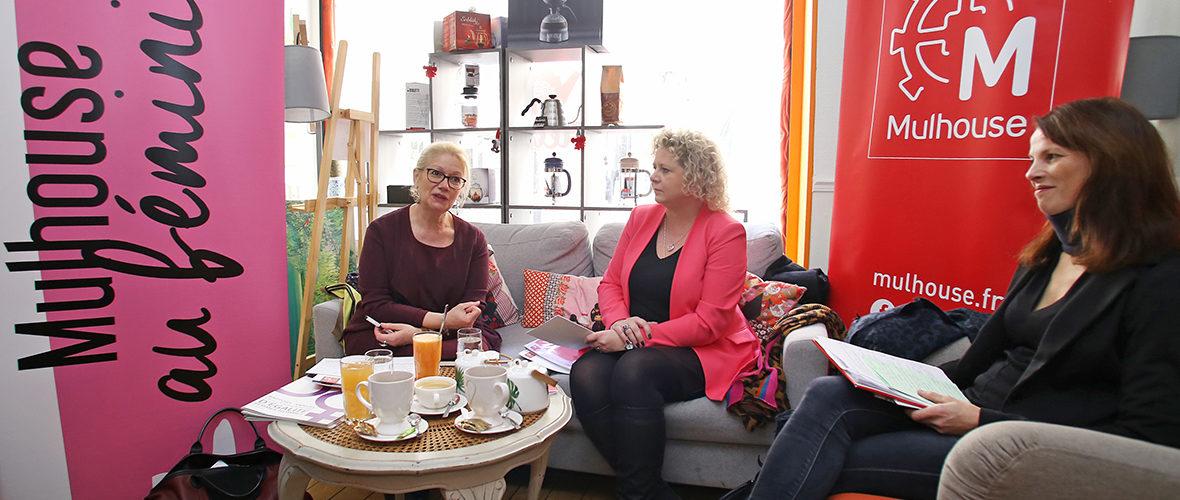 Mulhouse au féminin : faire progresser l'égalité femmes-hommes   M+ Mulhouse