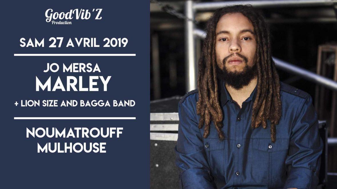 Jo Mersa Marley + Lion Size and Bagga Band