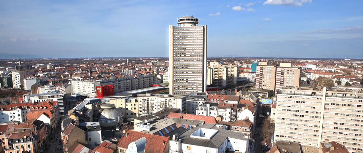 Conseil municipal de Mulhouse : du Tour de France à la Tour de l'Europe | M+ Mulhouse