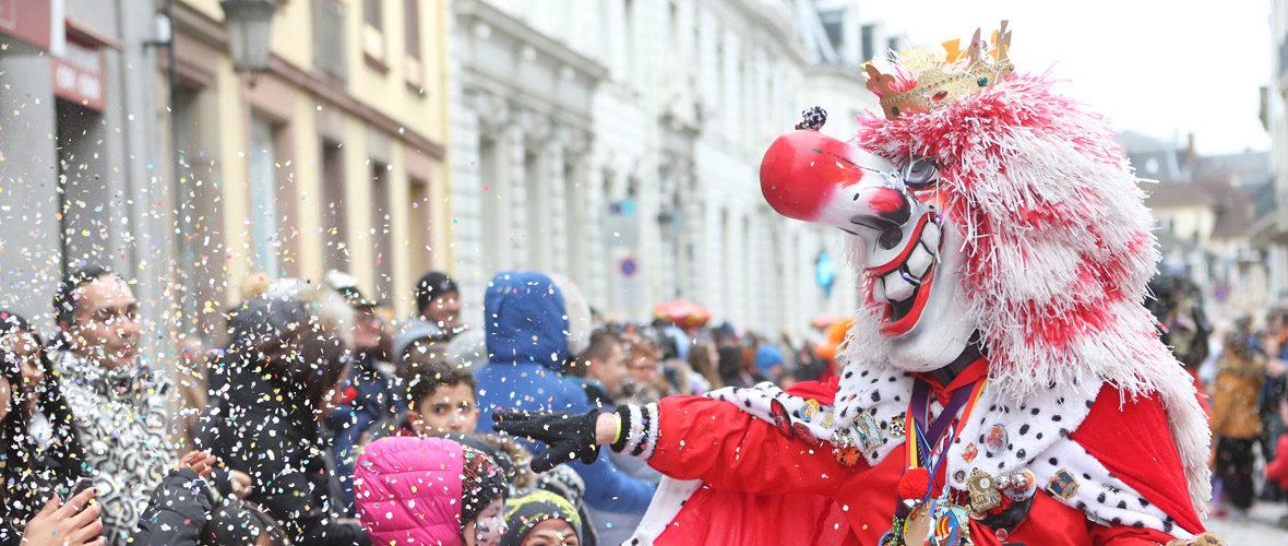 6 bonnes raisons d'aller à la 66e édition du carnaval de Mulhouse | M+ Mulhouse
