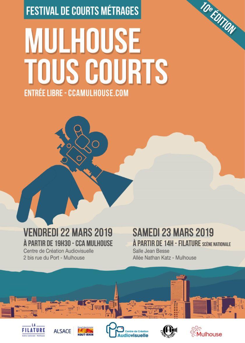 Festival de courts métrages « Mulhouse Tous Courts »