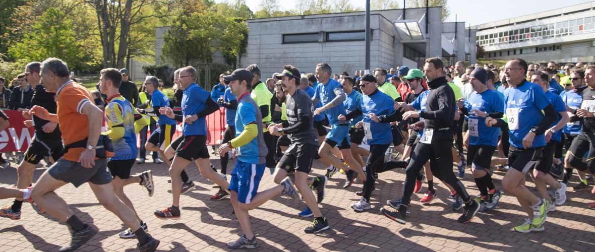 Hommes Run: une course-marche pour démontrer que les hommes en ont! | M+ Mulhouse