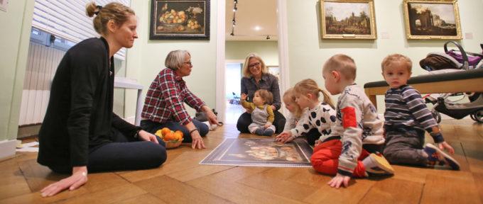 L'art pour tous, dès le plus jeune âge