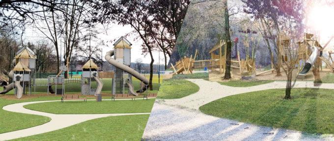 Mulhouse Diagonales: quel projet pour la future aire de jeux du Cockrouri?