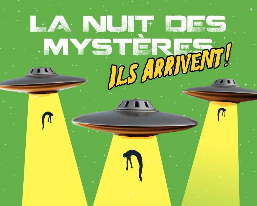Nuit des Mystères 2019