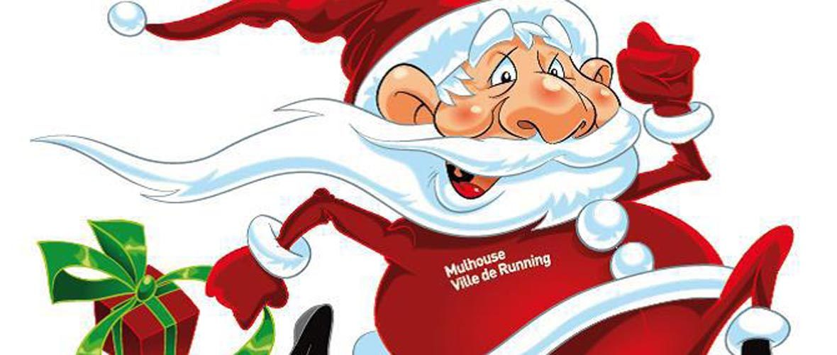Running de Noël