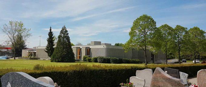Portes ouvertes: le Centre funéraire de Mulhouse au plus proche des familles endeuillées