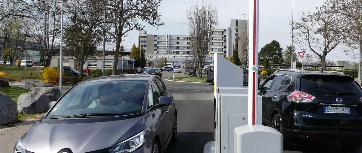 Hôpital Emile Muller: le parking payant pour les visiteurs, au-delà de la première heure    M+ Mulhouse