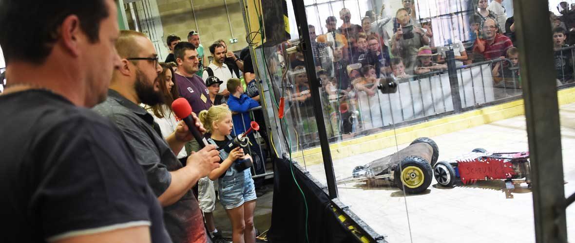 Sorties: ce week-end à Mulhouse, même les robots s'en mêlent! | M+ Mulhouse