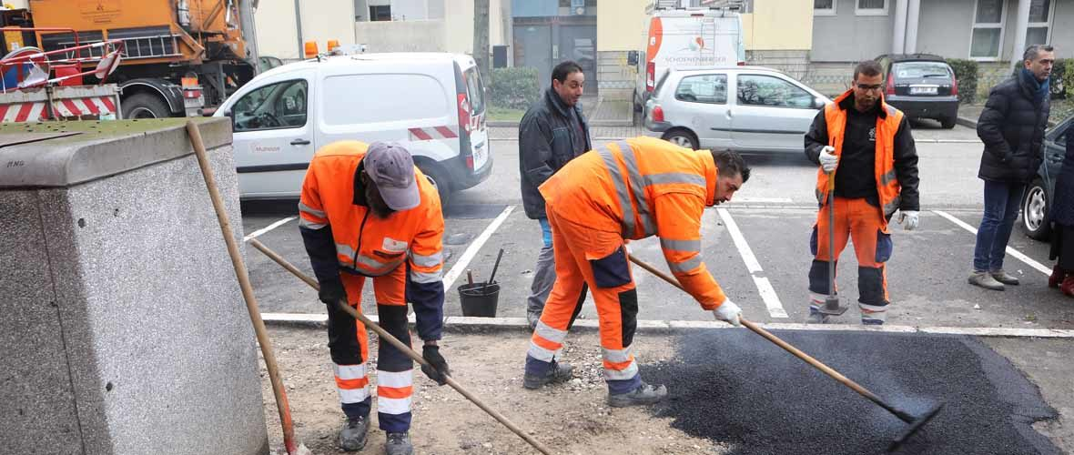 Prox'Fonderie: petits travaux, grands effets! | M+ Mulhouse