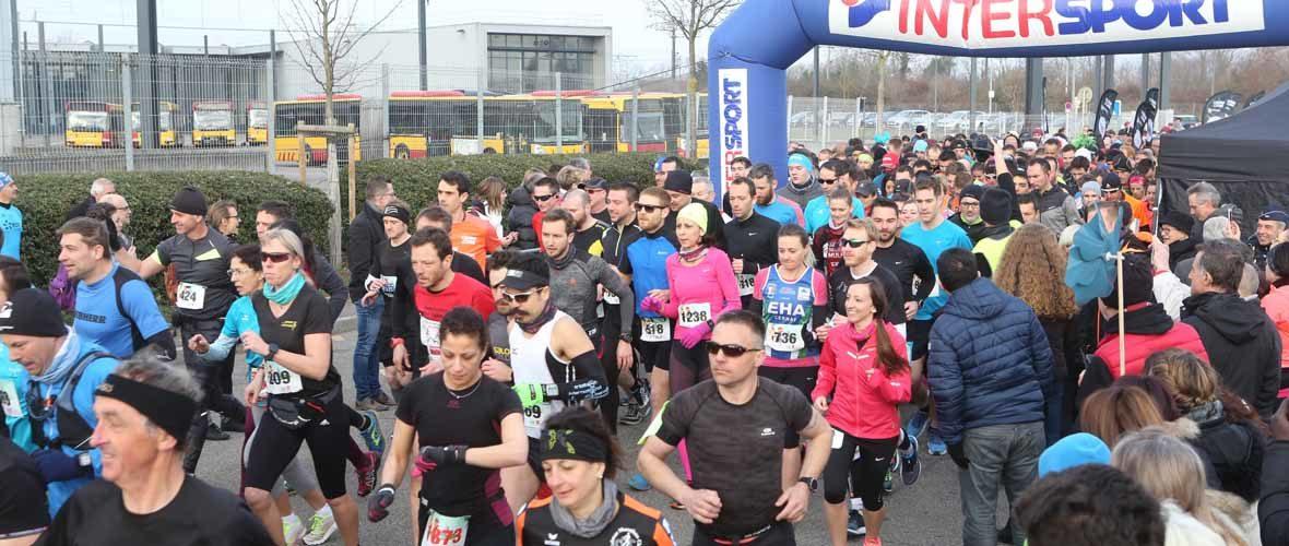3e semi-marathon de Mulhouse