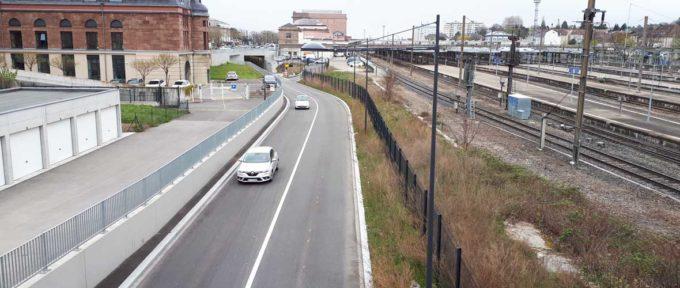 Le tunnel de la Voie Sud fermé du 15 au 18 avril