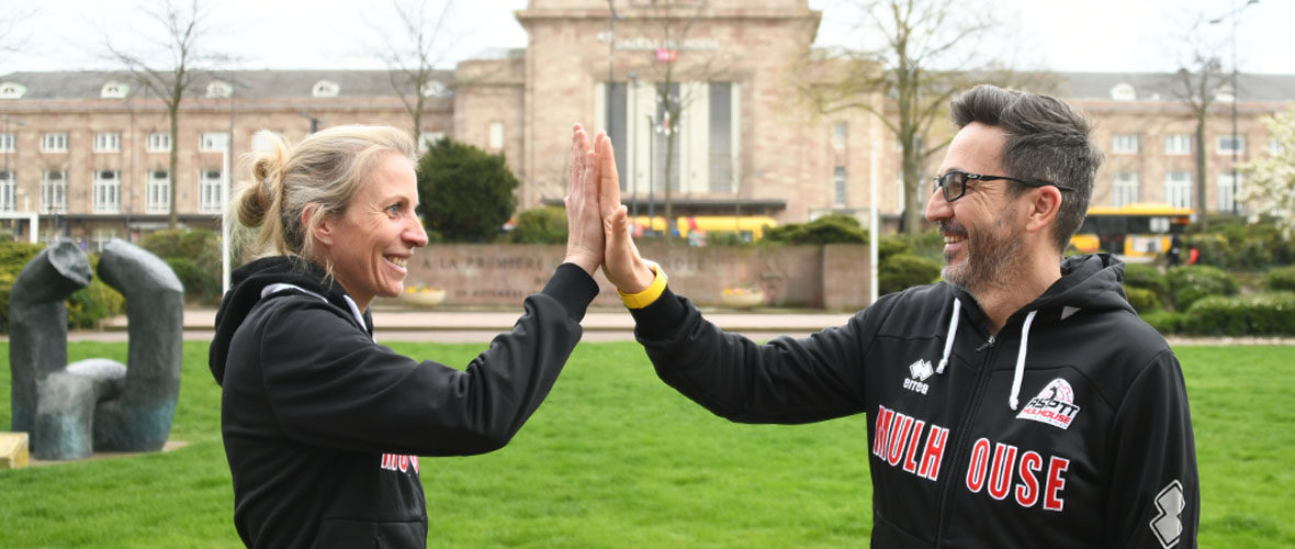 Asptt Mulhouse Volley: «Benvenuto a François Salvagni!»   M+ Mulhouse
