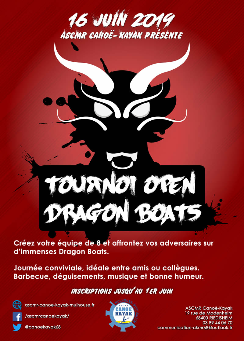 Tournoi open grand canoë
