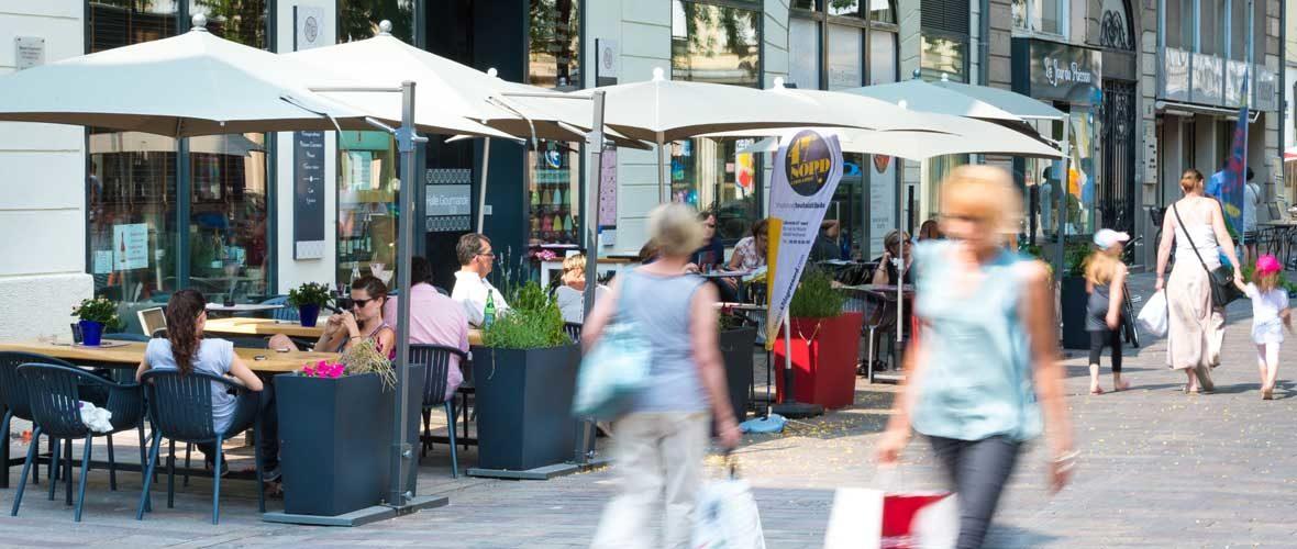 Commerce mulhousien: toutes les nouveautés | M+ Mulhouse