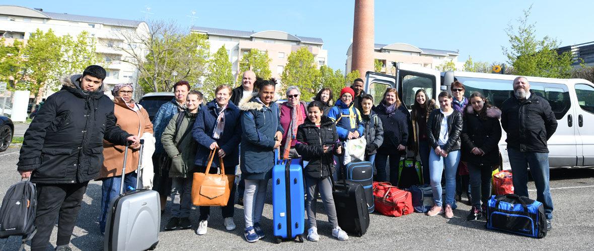CSC Lavoisier-Brustlein: un séjour pour créer du lien entre les générations  | M+ Mulhouse