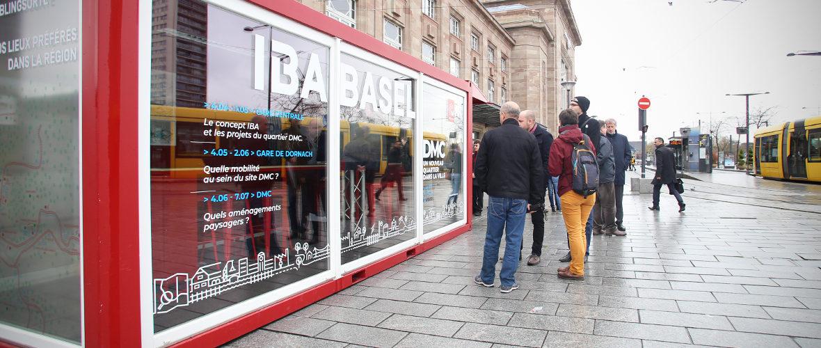 IBA Basel : un « IBA Kit » pour l'avenir du quartier DMC | M+ Mulhouse