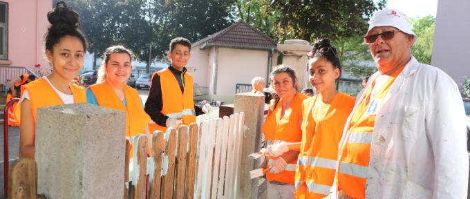 Journée citoyenne: avant les chantiers, les inscriptions!
