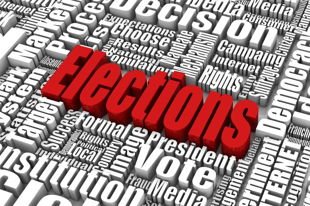 Palabres sur les élections