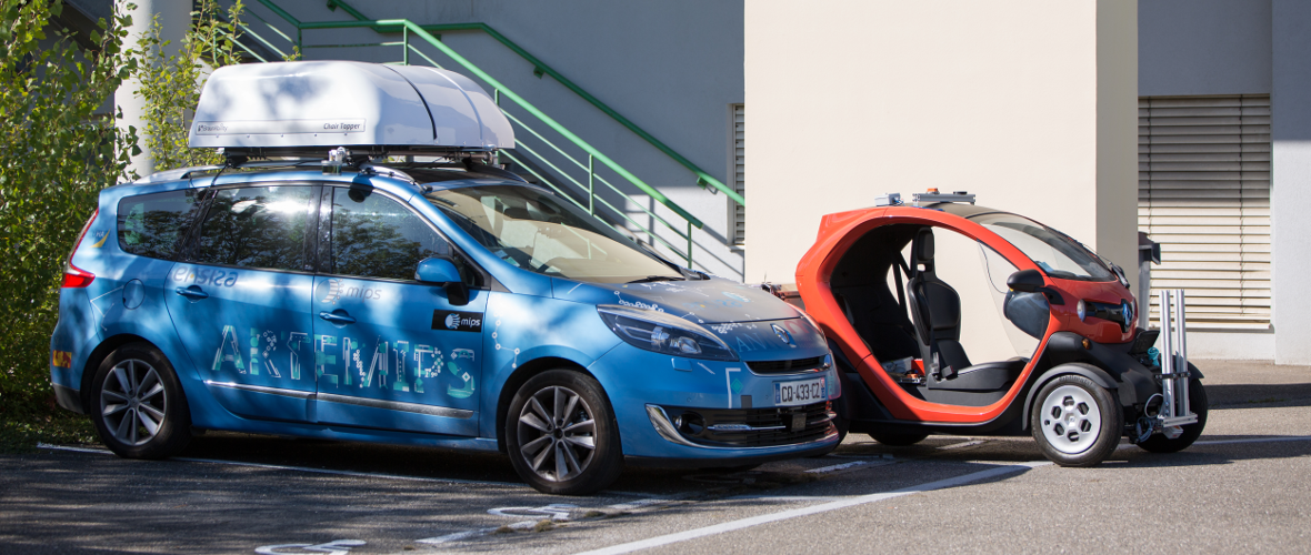 Véhicules autonomes : une conférence sur les risques et enjeux | M+ Mulhouse