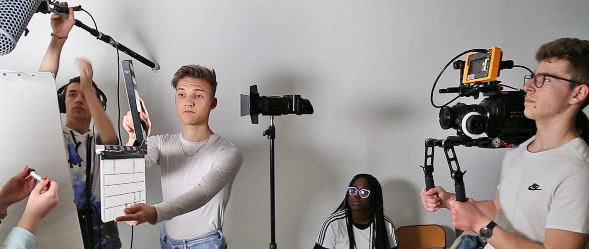 [VIDEO] Une websérie par et pour les jeunes ! | M+ Mulhouse