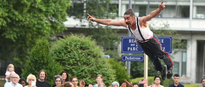 Mulhouse l'Epopée : un été d'aventures culturelles