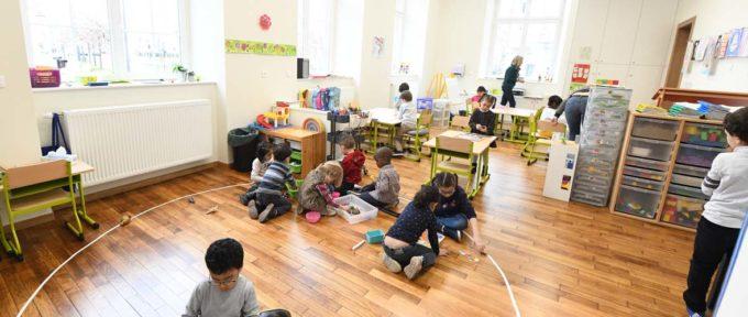 La nouvelle école maternelle Filozof inaugurée