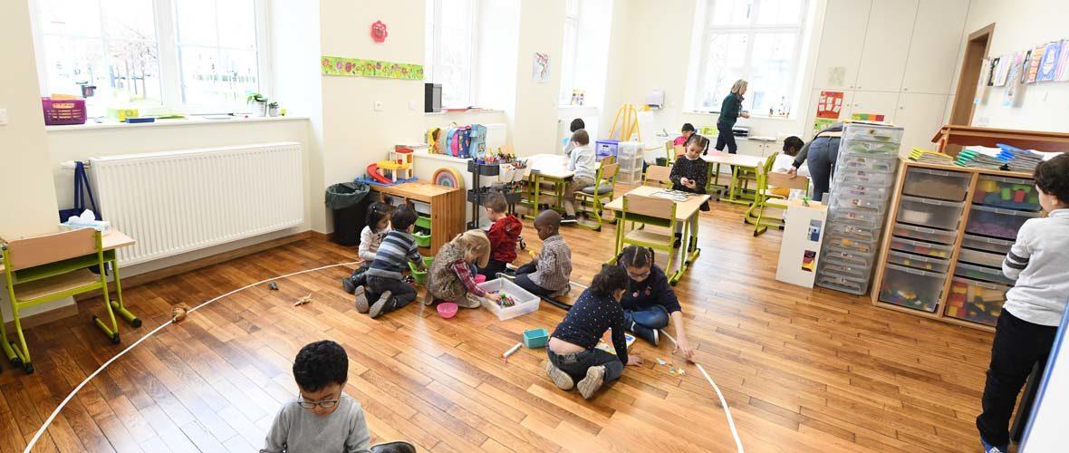 La nouvelle école maternelle Filozof inaugurée | M+ Mulhouse