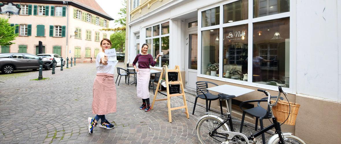 Commercesdu centre-ville : quelle dynamique! | M+ Mulhouse