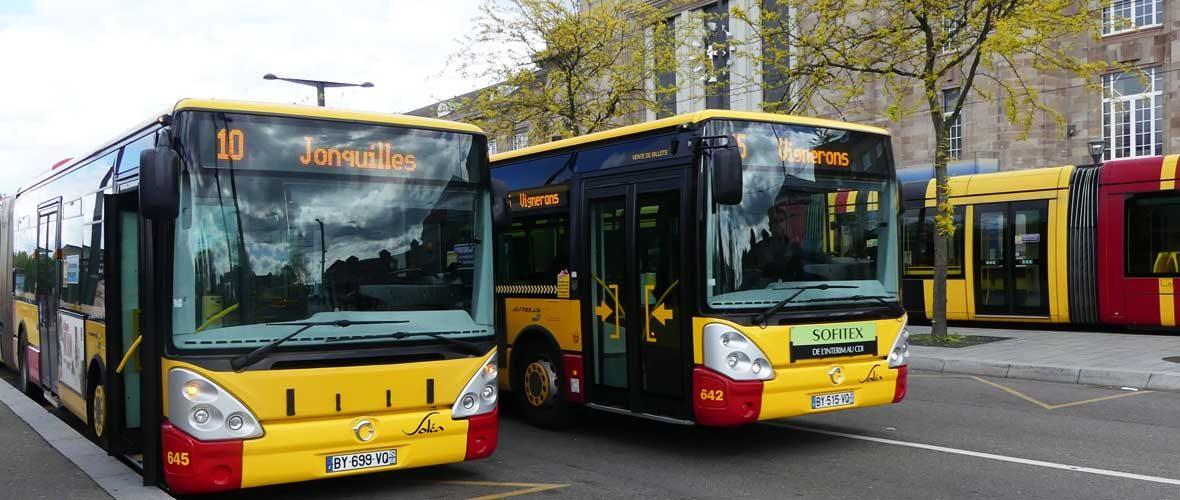 Réseau de bus Soléa: (r)évolution en vue pour la rentrée | M+ Mulhouse