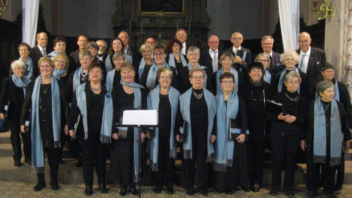 Chorales Harmonie et la Luthrelle de Lures
