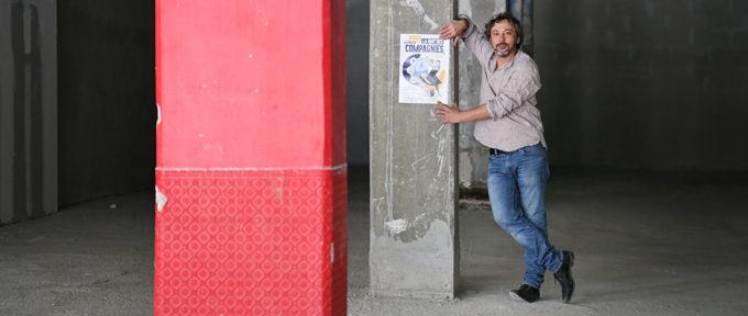 Kalisto invite l'Europe à sa Nuit des compagnies