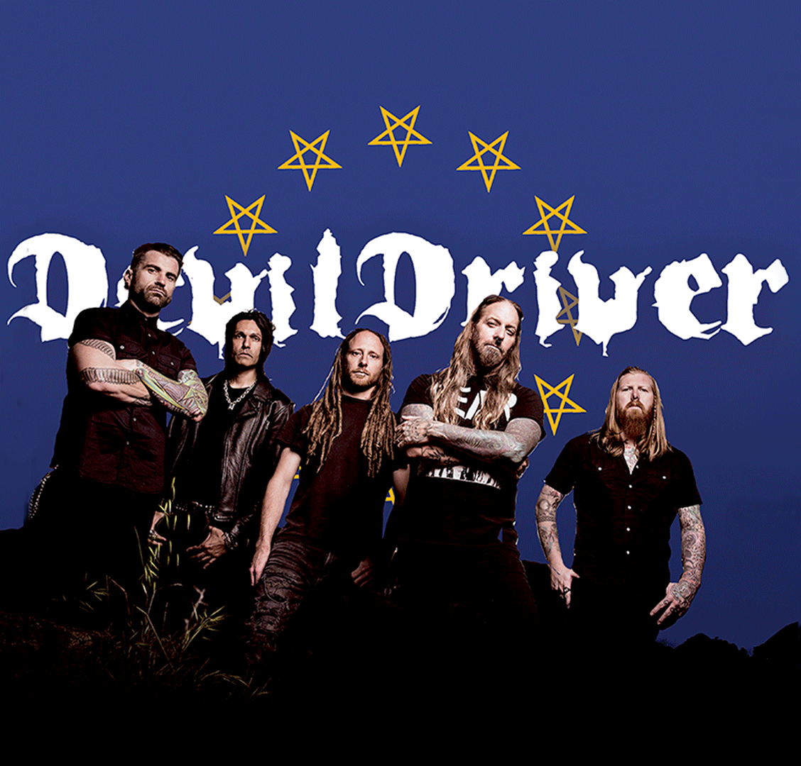 DevilDriver + Guest
