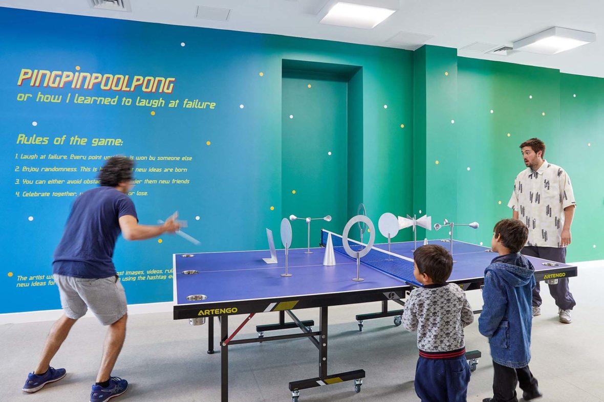 RDV Tennis de table – Perdu c'est gagné !