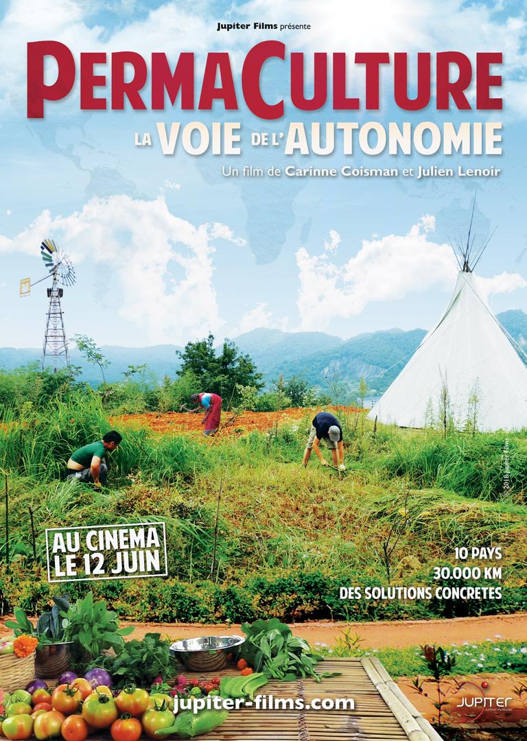 """Projection/rencontre autour du documentaire """"Permaculture, la voie de l'autonomie"""""""