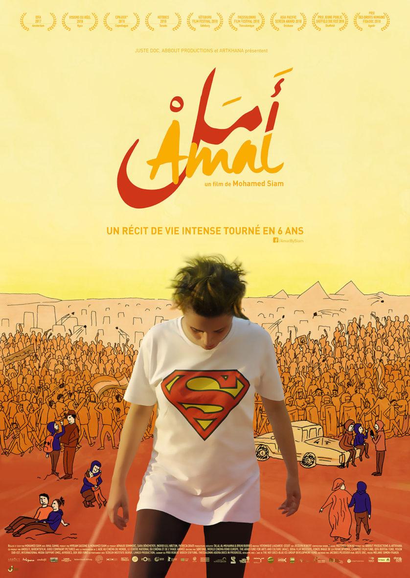 """Projection/rencontre autour du film """"AMAL"""""""