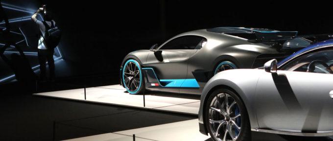 Les Incomparables Bugatti s'exposent à la Cité de l'auto