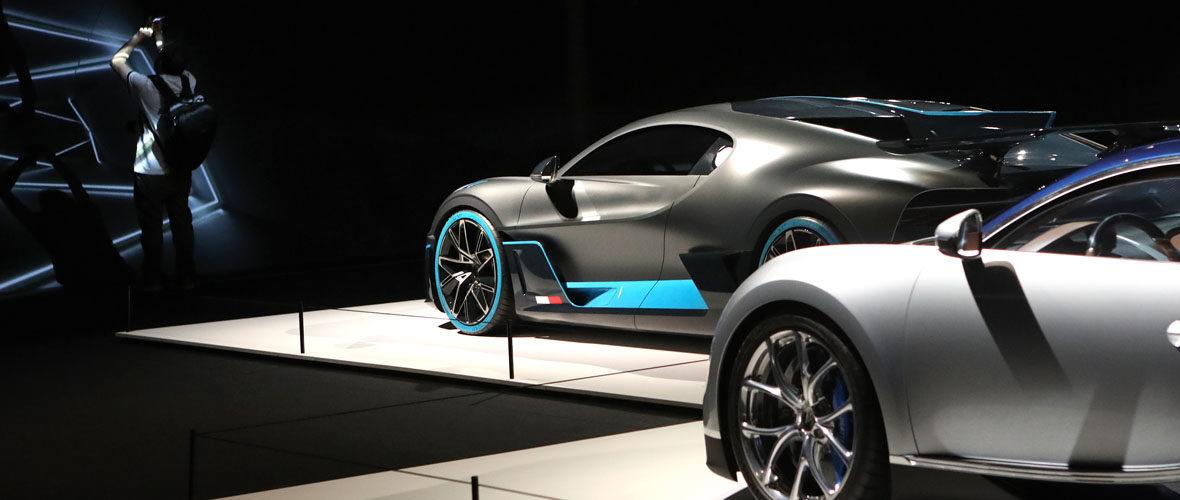 Les Incomparables Bugatti s'exposent à la Cité de l'auto | M+ Mulhouse