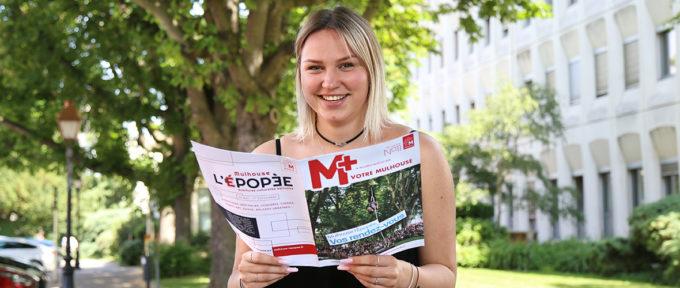 « Mulhouse l'Épopée, Vos rendez-vous » au sommaire de votre supplément thématique M+