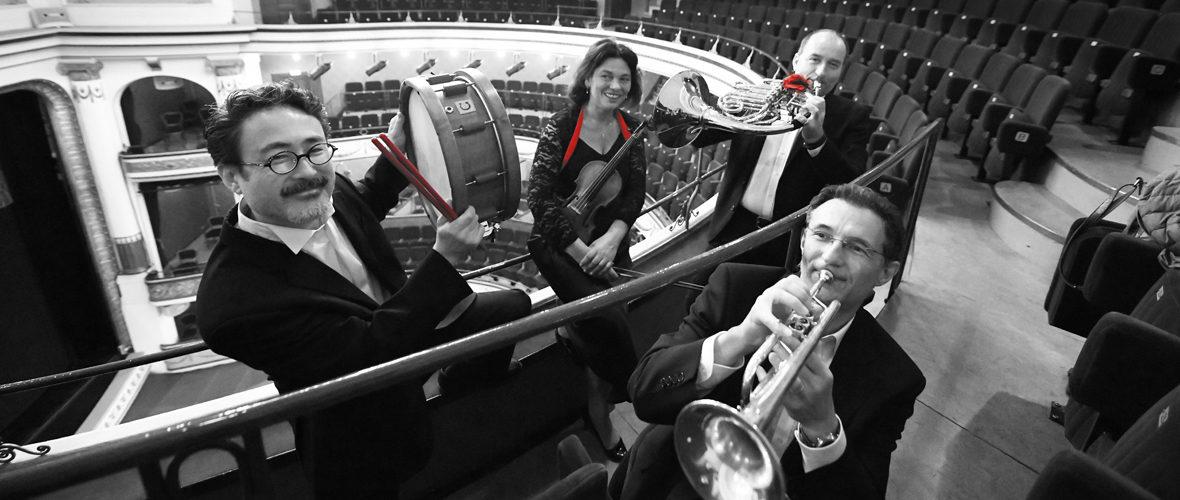 Concert du Nouvel An : Matin, midi et soir à Vienne