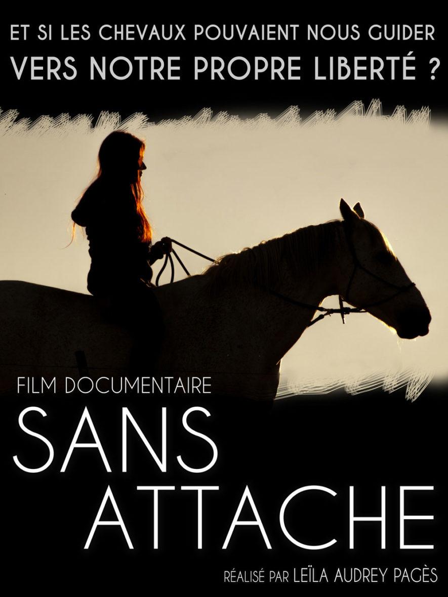 """Projection/rencontre autour du documentaire""""SANS ATTACHE"""""""